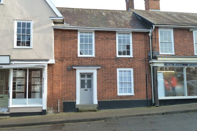 Thumbnail Cottage to rent in Broad Street, Eye, Suffolk