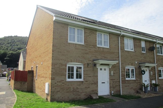 Thumbnail End terrace house for sale in Ynys Y Wern, Cwmavon, Port Talbot, Neath Port Talbot.