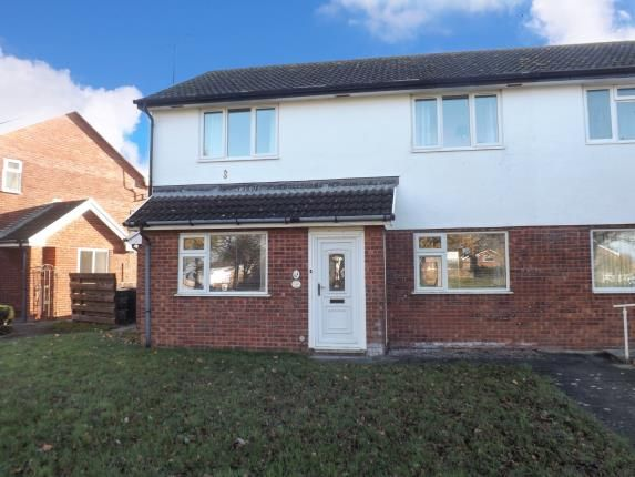 1 bed flat for sale in Gomer Court, Abergele, Conwy, North Wales LL22