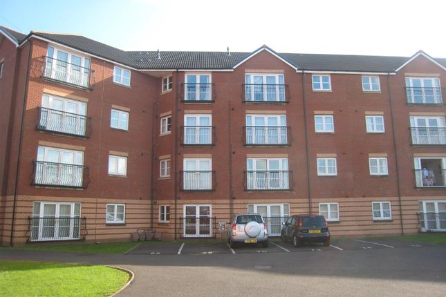 Thumbnail Flat for sale in Amelia Way, Newport