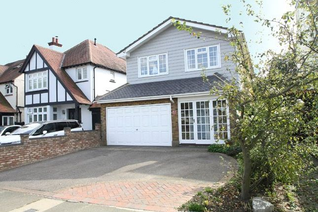 Thumbnail Detached house for sale in Highlands Boulevard, Leigh-On-Sea, Essex