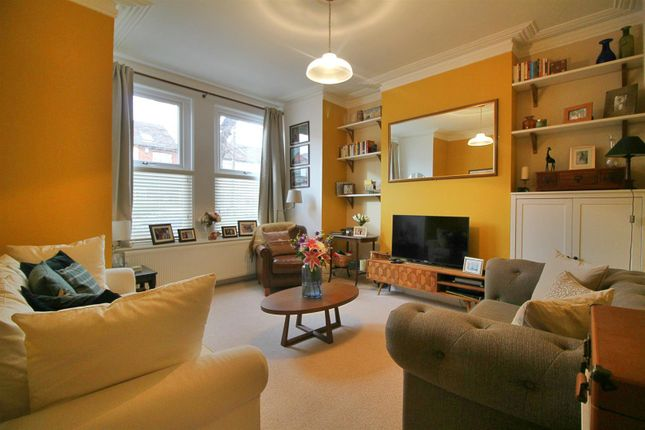 Thumbnail Maisonette for sale in First Avenue, Enfield