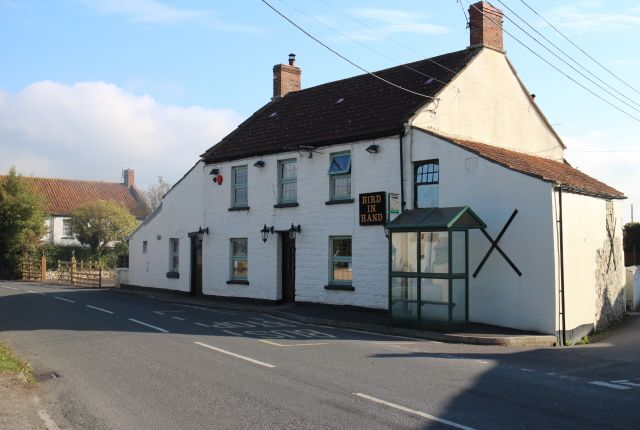 Thumbnail Pub/bar for sale in Main Road, Glastonbury