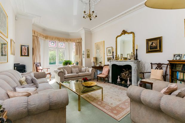 Thumbnail Detached house for sale in Egliston Road, London