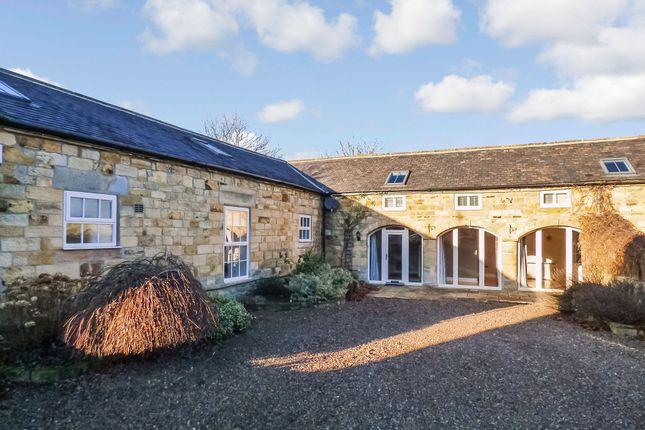 Thumbnail Barn conversion for sale in Felton, Morpeth
