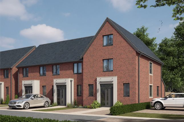 Thumbnail Semi-detached house for sale in St Gregory's Place, Walnut Tree Lane, Sudbury