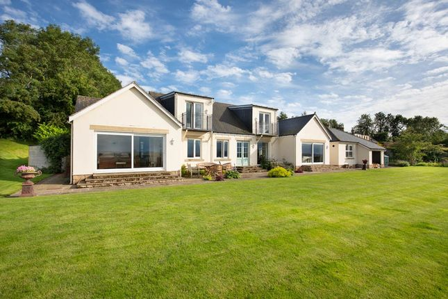 Thumbnail Detached house for sale in Hadden, Kelso, Roxburghshire
