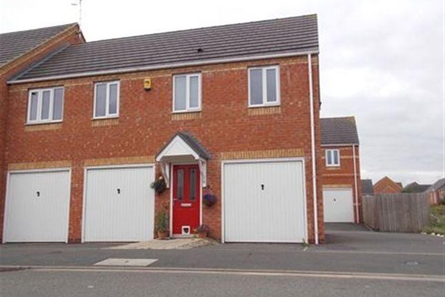 Thumbnail Property to rent in Cross Street, Sandiacre, Nottingham