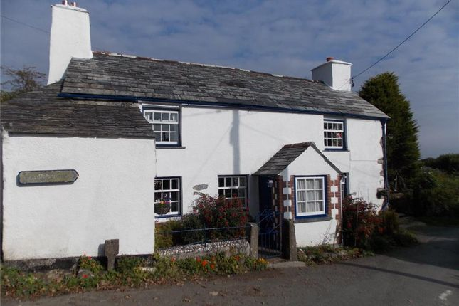 Thumbnail Detached house for sale in Treween, Altarnun, Cornwall