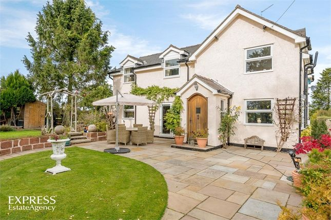 Thumbnail Detached house for sale in Ash Road, Broughall, Whitchurch, Shropshire