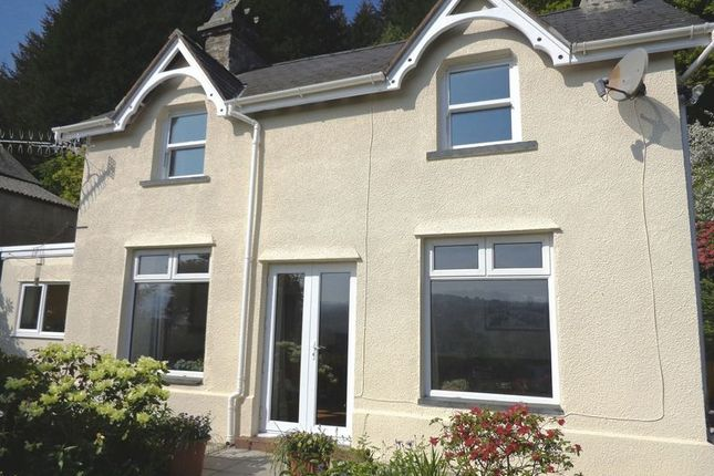 Thumbnail Detached house for sale in Trefriw