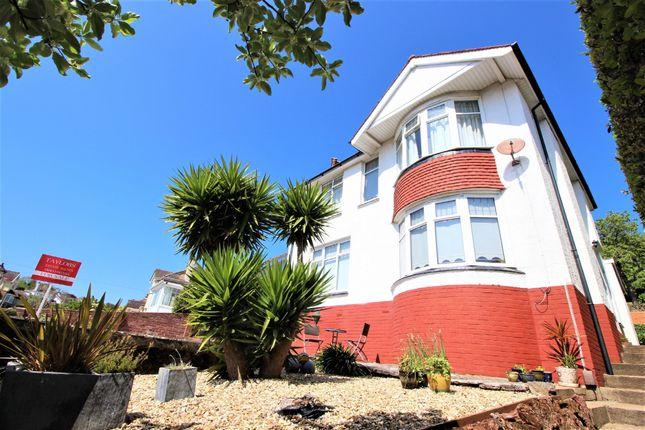Thumbnail Detached house for sale in Southfield Avenue, Preston, Paignton