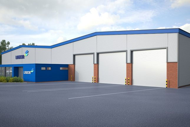 Industrial to let in Consul Road, Rugby