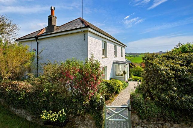 Thumbnail Detached house for sale in Tideford Cross, Saltash, Cornwall