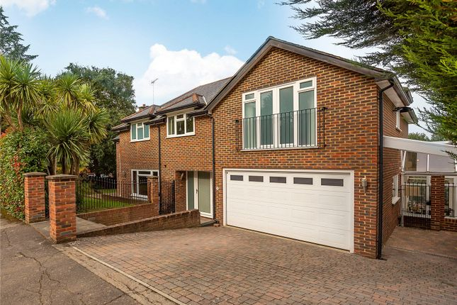 Thumbnail Detached house for sale in Sharon Close, Long Ditton, Surbiton, Surrey