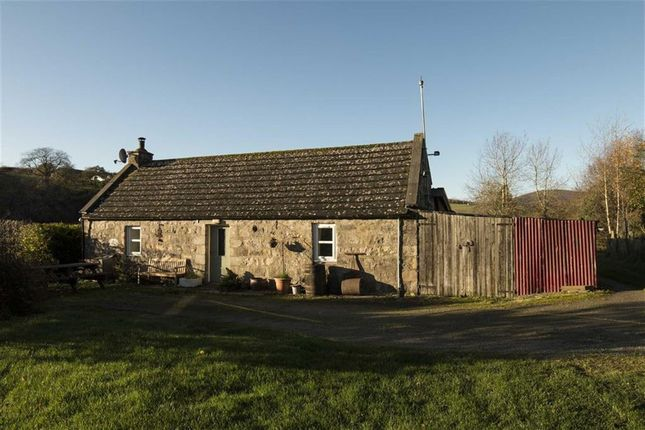 Thumbnail Cottage for sale in Dufftown, Keith