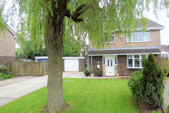 Thumbnail Detached house for sale in 41 Willow Drive, Charnock Richard