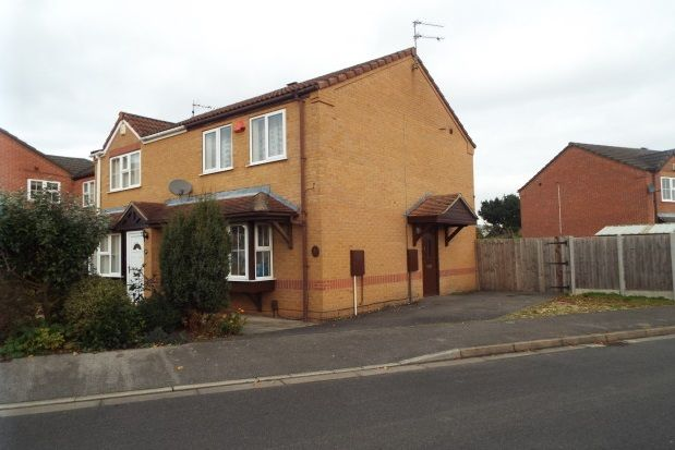 Thumbnail Property to rent in Mendip Avenue, North Hykeham, Lincoln