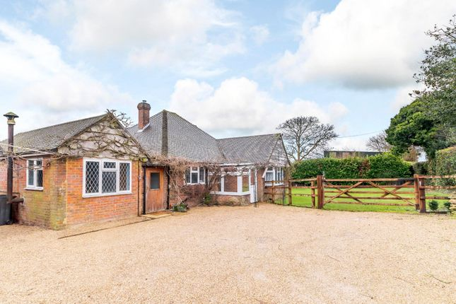 Thumbnail Detached bungalow to rent in Chenies, Rickmansworth
