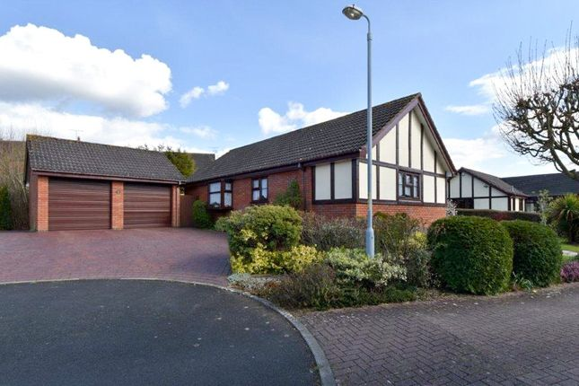 Thumbnail Bungalow for sale in Woodgreen Close, Callow Hill, Redditch