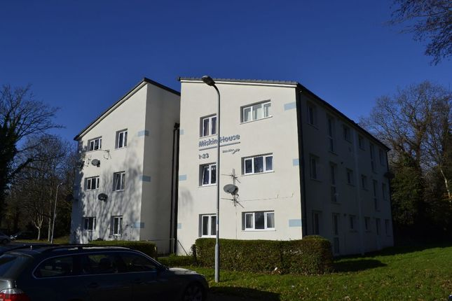 Thumbnail Flat to rent in Llanyravon, Cwmbran