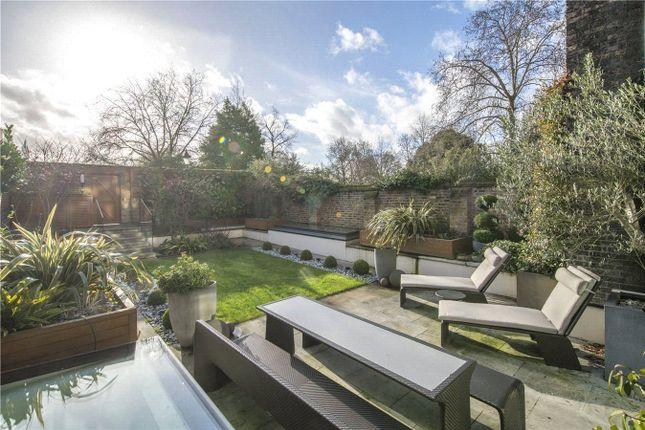 Garden of St Katharine's Precinct, Regent's Park, London NW1