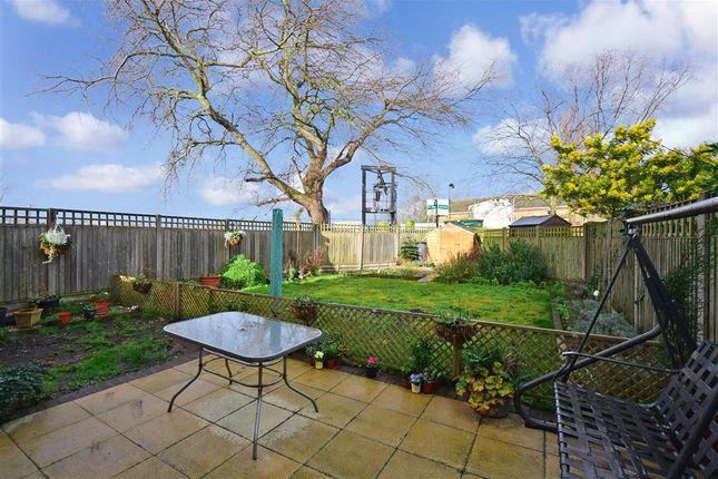 Rear Garden of Westerhout Close, Deal, Kent CT14