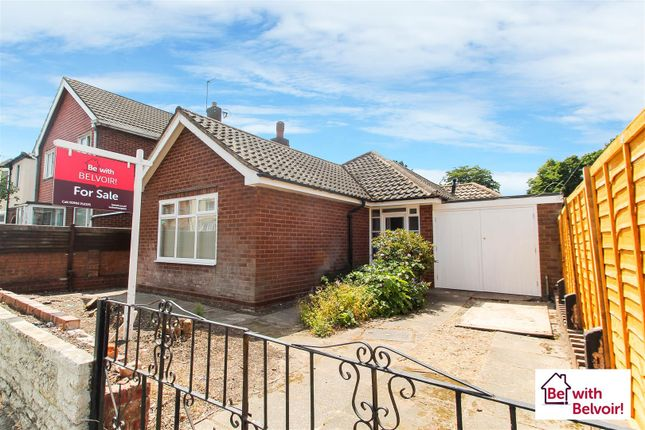 Thumbnail Detached bungalow for sale in Newhampton Road East, Wolverhampton