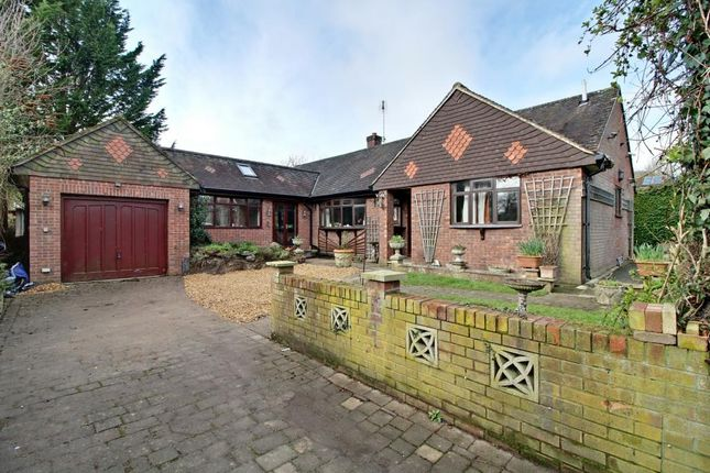 Thumbnail Detached bungalow for sale in Holt Way, Hook