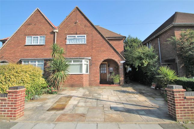 Thumbnail Semi-detached house for sale in Beanshaw, London