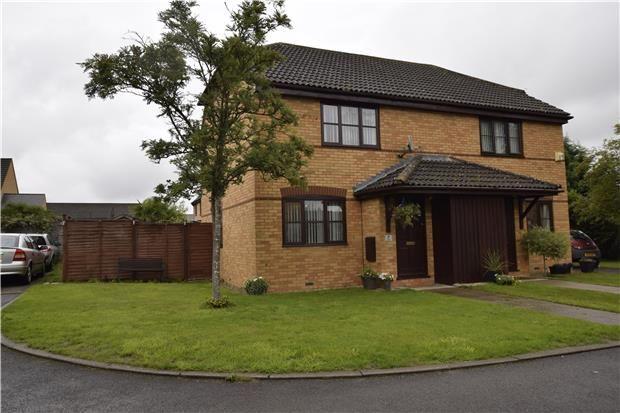 Thumbnail Semi-detached house for sale in Longfields, Marcham, Abingdon, Oxon