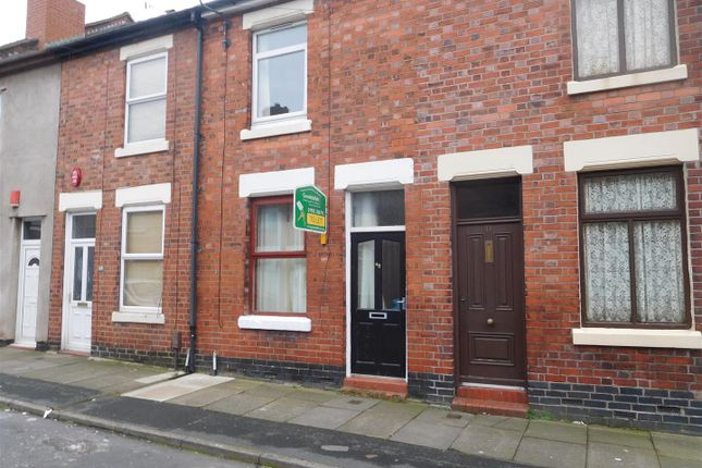 Thumbnail Terraced house to rent in May Place, Fenton, Stoke-On-Trent