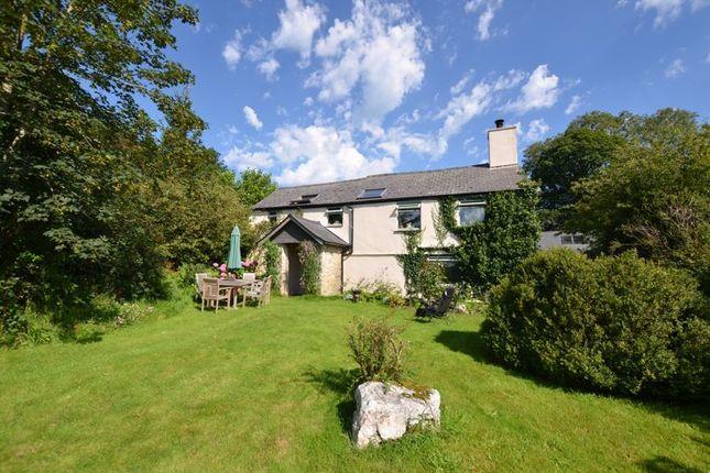 Thumbnail Farmhouse for sale in Mary Tavy, Tavistock