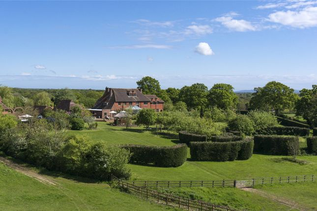 Thumbnail Detached house for sale in Pigbush Lane, Loxwood, Billingshurst, West Sussex