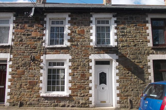 Thumbnail Terraced house for sale in Pencai Terrace, Treorchy, Rhondda, Cynon, Taff.
