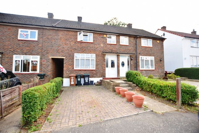 Terraced house for sale in Fleetwood Way, Watford