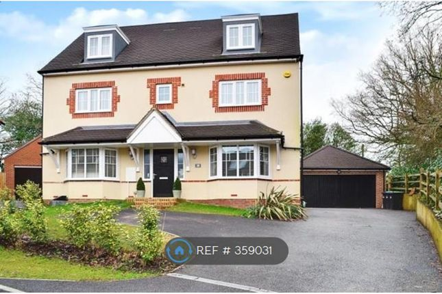 Thumbnail Detached house to rent in Greenhurst Drive, East Grinstead