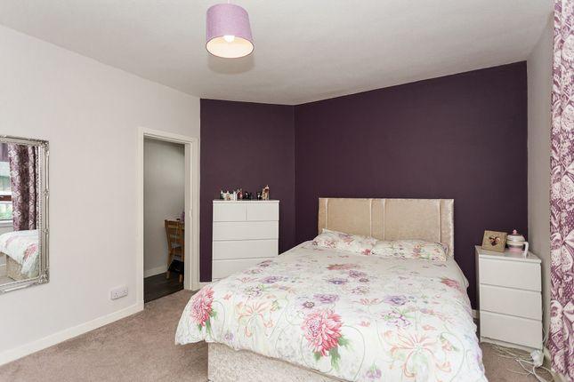 Bedroom One of Victoria Park, Lockerbie DG11