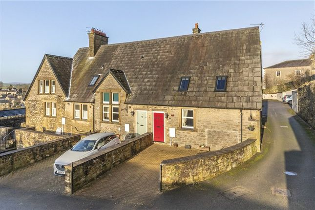Thumbnail End terrace house for sale in Old School Close, Settle, North Yorkshire