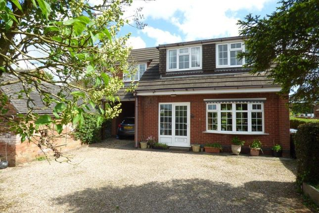 Thumbnail Detached house for sale in Main Street, Nuneaton