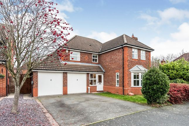 Thumbnail Detached house for sale in Saracen Drive, Sutton Coldfield