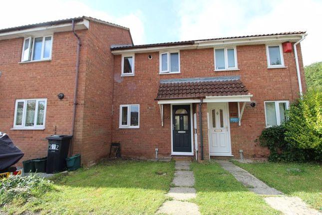 Thumbnail Terraced house for sale in Oaktree Crescent, Bradley Stoke, Bristol