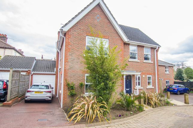 4 bed detached house for sale in Paxton Place, Norwich NR2