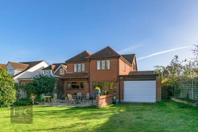 Thumbnail Detached house for sale in Nursery Road, Nazeing