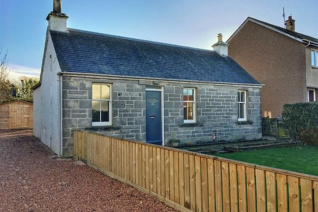 Thumbnail Detached bungalow for sale in 20, Seagate, Kingsbarns, Fife