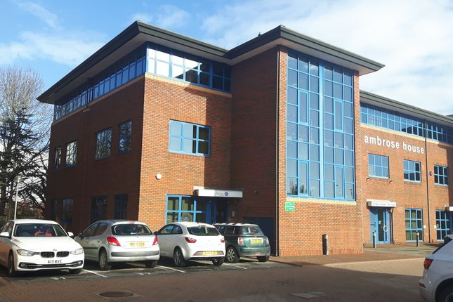 Thumbnail Office for sale in Unit 1 Ambrose House, Meteor Court, Gloucester