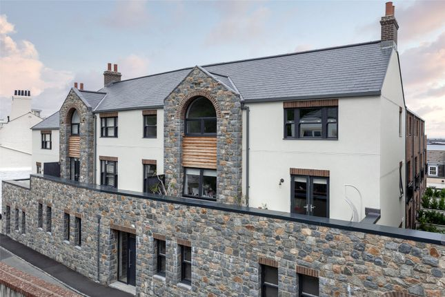 3 bed flat for sale in The Penthouse, Infinity Lofts, Les Amballes, St Peter Port GY1
