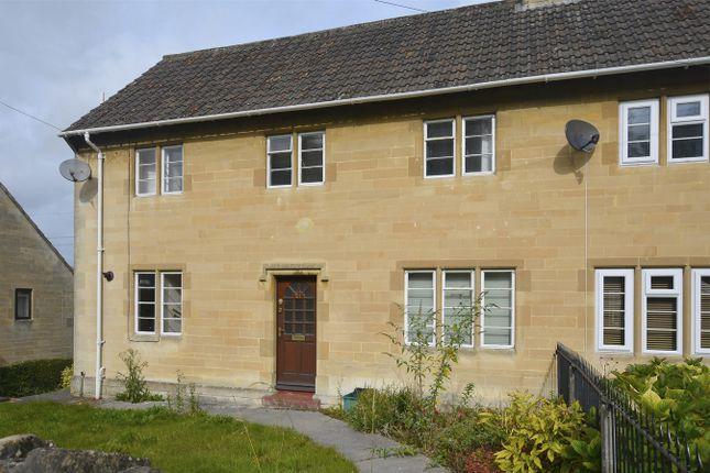 Thumbnail Semi-detached house for sale in 21 Bathford Hill, Bathford, Bath