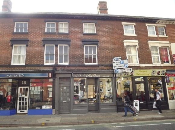 Thumbnail Terraced house to rent in St Helens Street, Shop And Flat, Ipswich