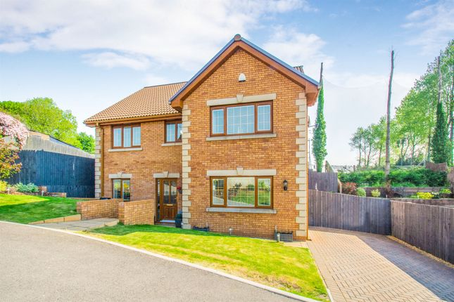 Thumbnail Detached house for sale in The Boundary, Blackwood